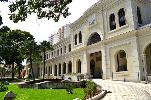 Museu da Imigração onde foi a hospedaria dos imigrantes Foto: Divulgação