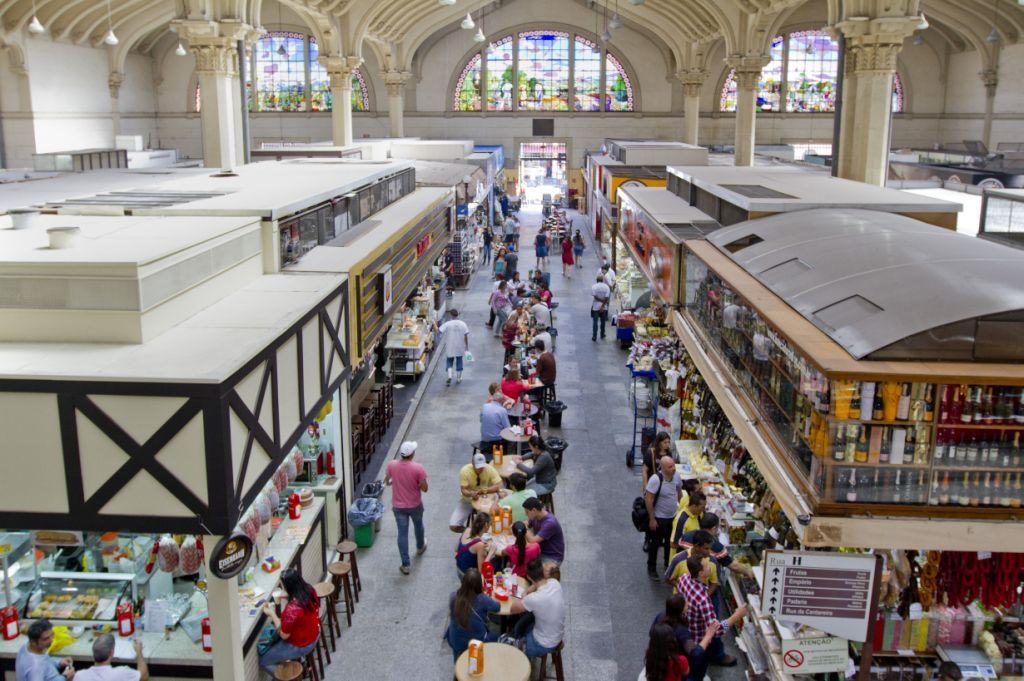 Mercado Municipal de São Paulo Foto: José Cordeiro/SPTuris