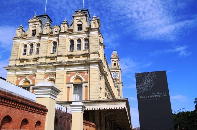 Prédio histórico na estação da Luz foi escolhido para abrigar o museu Foto: Jefferson Pancieri