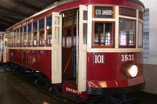 Museu dos Transportes Divulgação