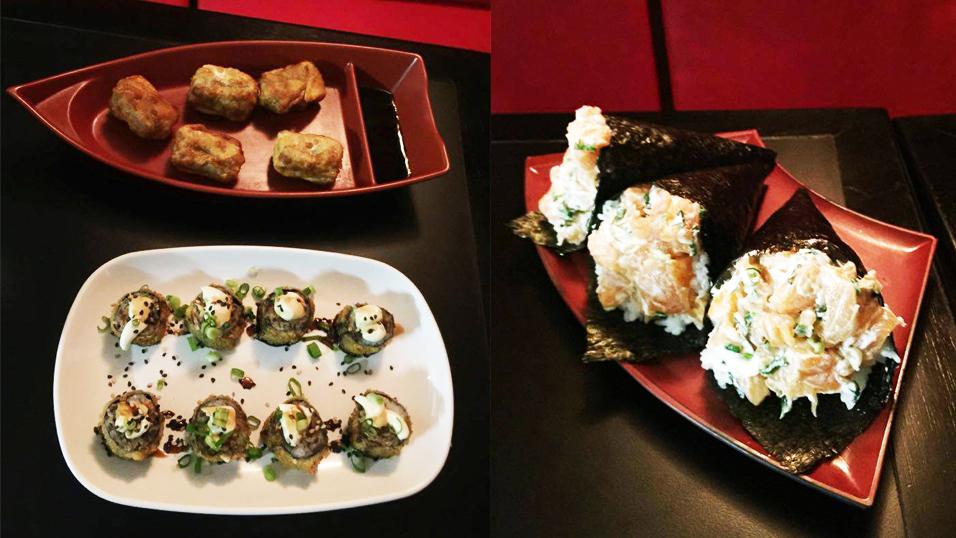 Gosta de comida japonesa? Conheça o Temaki Café,  um achado no Copan