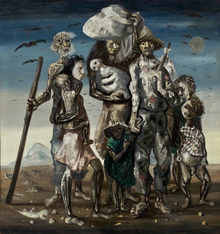 Candido Portinari é tema de nova exposição no Masp