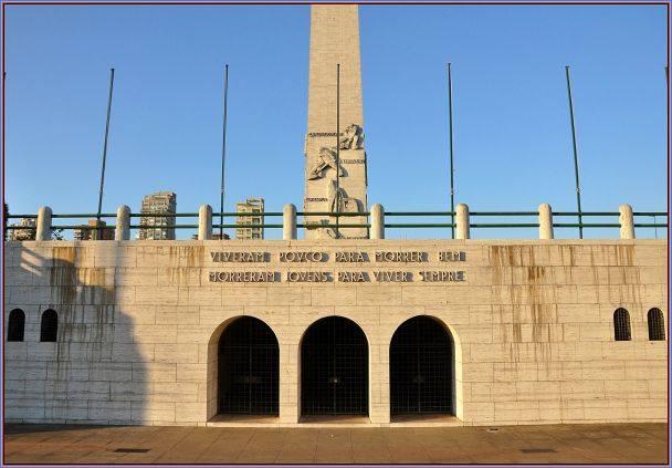 Obelisco Ibirapuera Divulgação