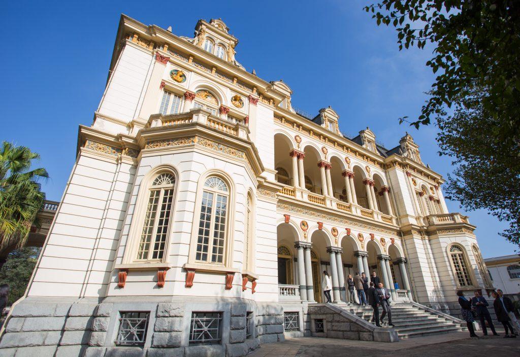 Palácio Campos Elíseos vai reabrir como espaço de economia criativa