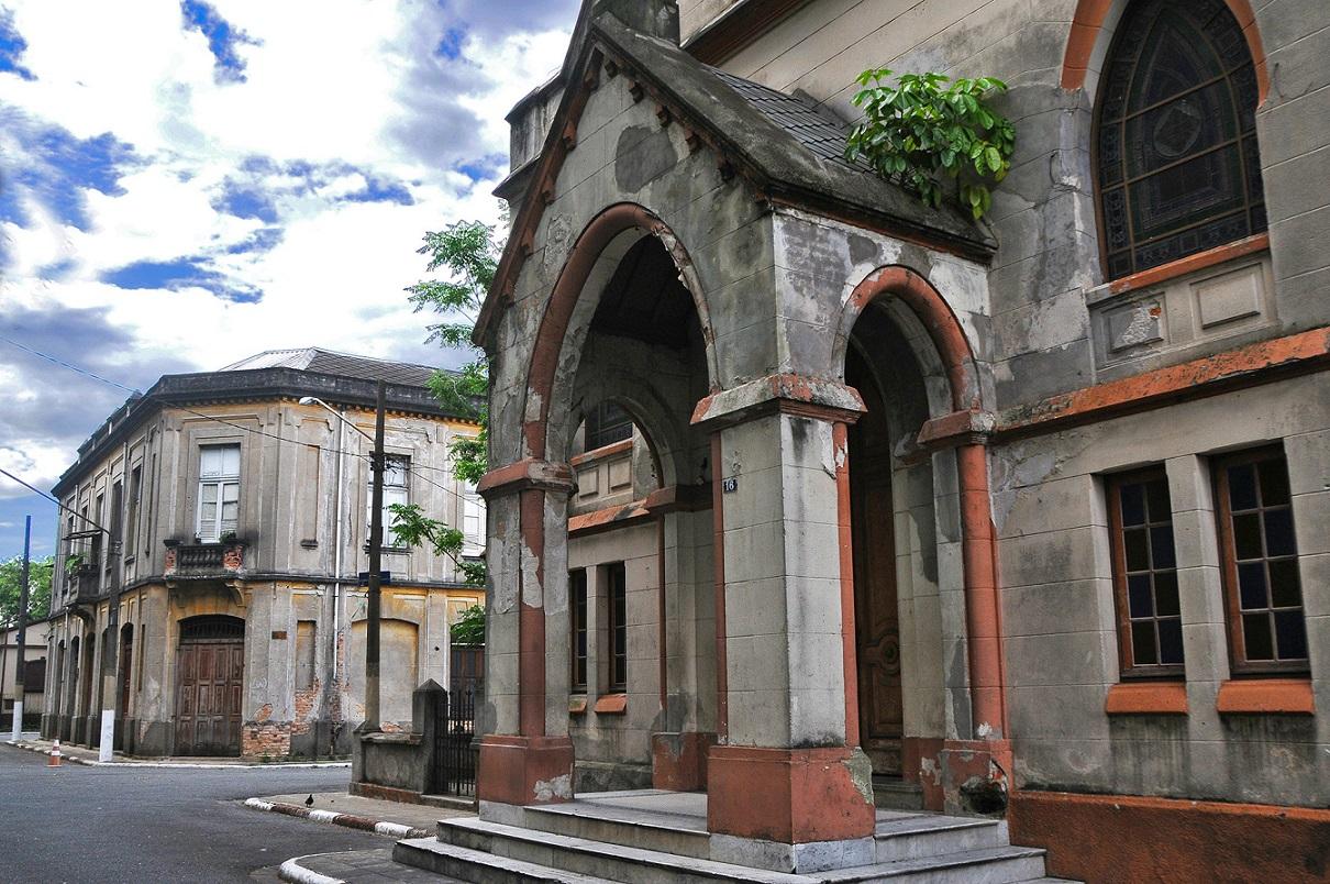 Vila Maria Zélia Divulgação