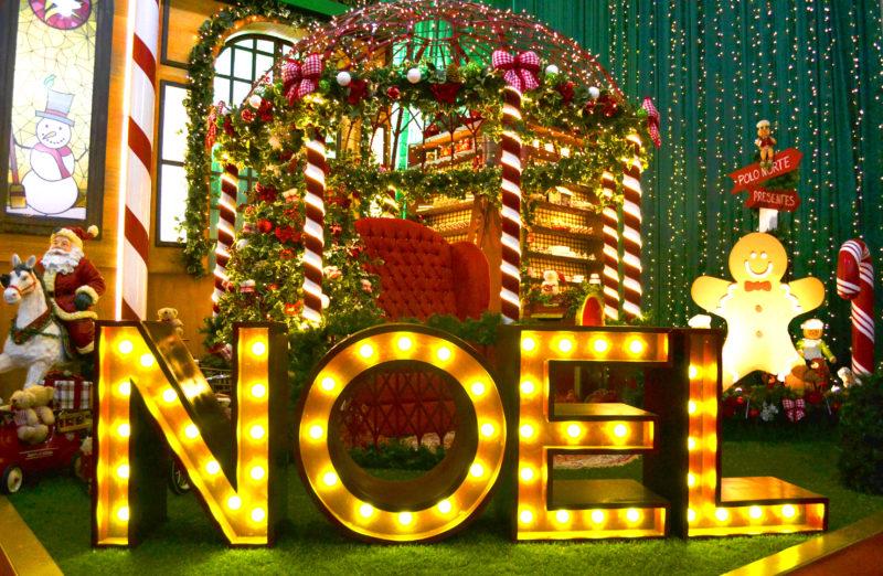 Holambra tem nova atração: Noeland, Terra de Noel, no Parque Expoflora