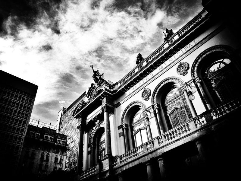 foto em pb Foto: Rafael Paiva