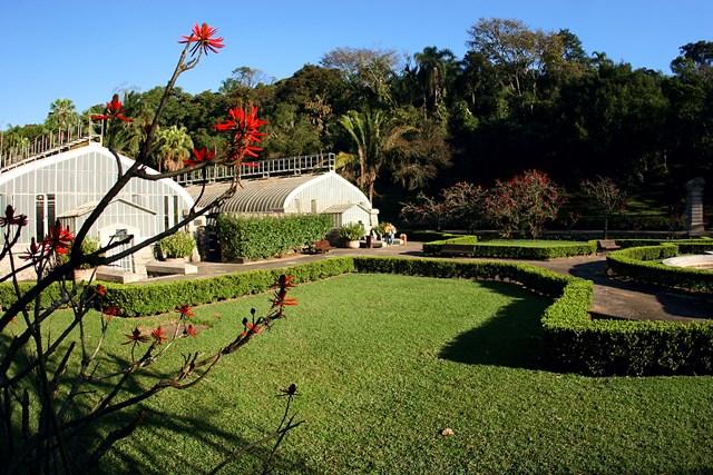 Estufa do Jardim Botânico - Caio Pimenta