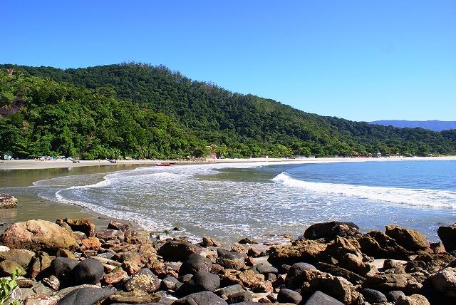 Resultado de imagem para praia branca guaruja