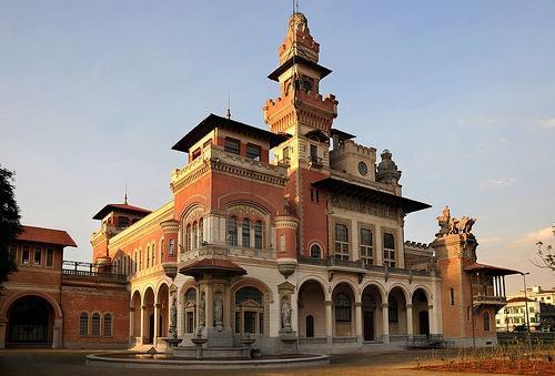Pálácio das Indústrias, hoje funciona o Museu Catavento . Foto: Divulgação