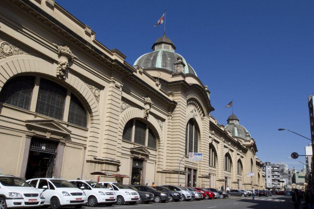 City Market - Mercado Municipal - Foto José Cordeiro/SPTuris