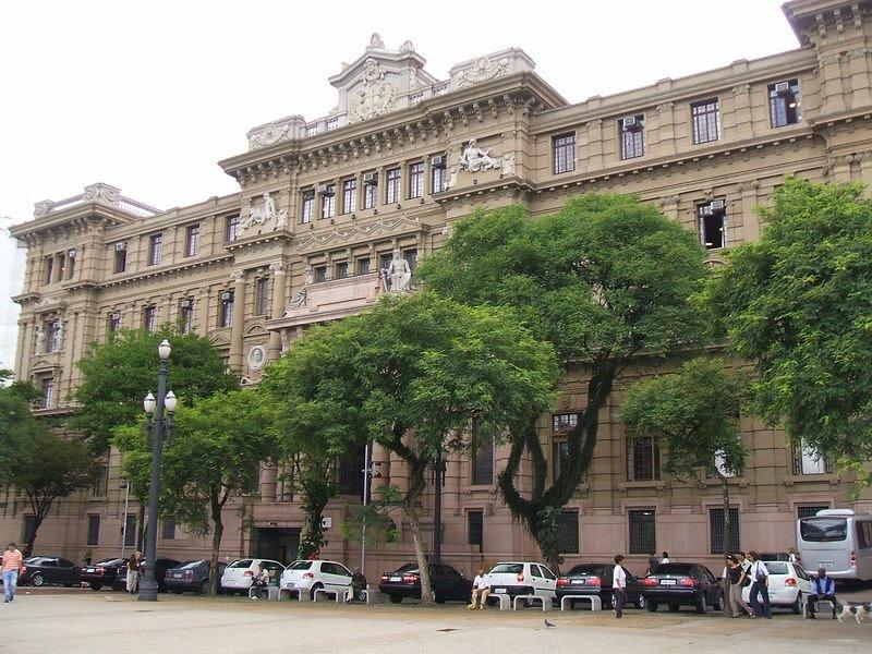 Palácio da Justiça de São Paulo Foto: Divulgação