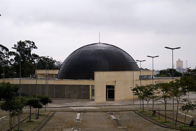 Planetário do Carmo Foto: Wikimedia - Lucas