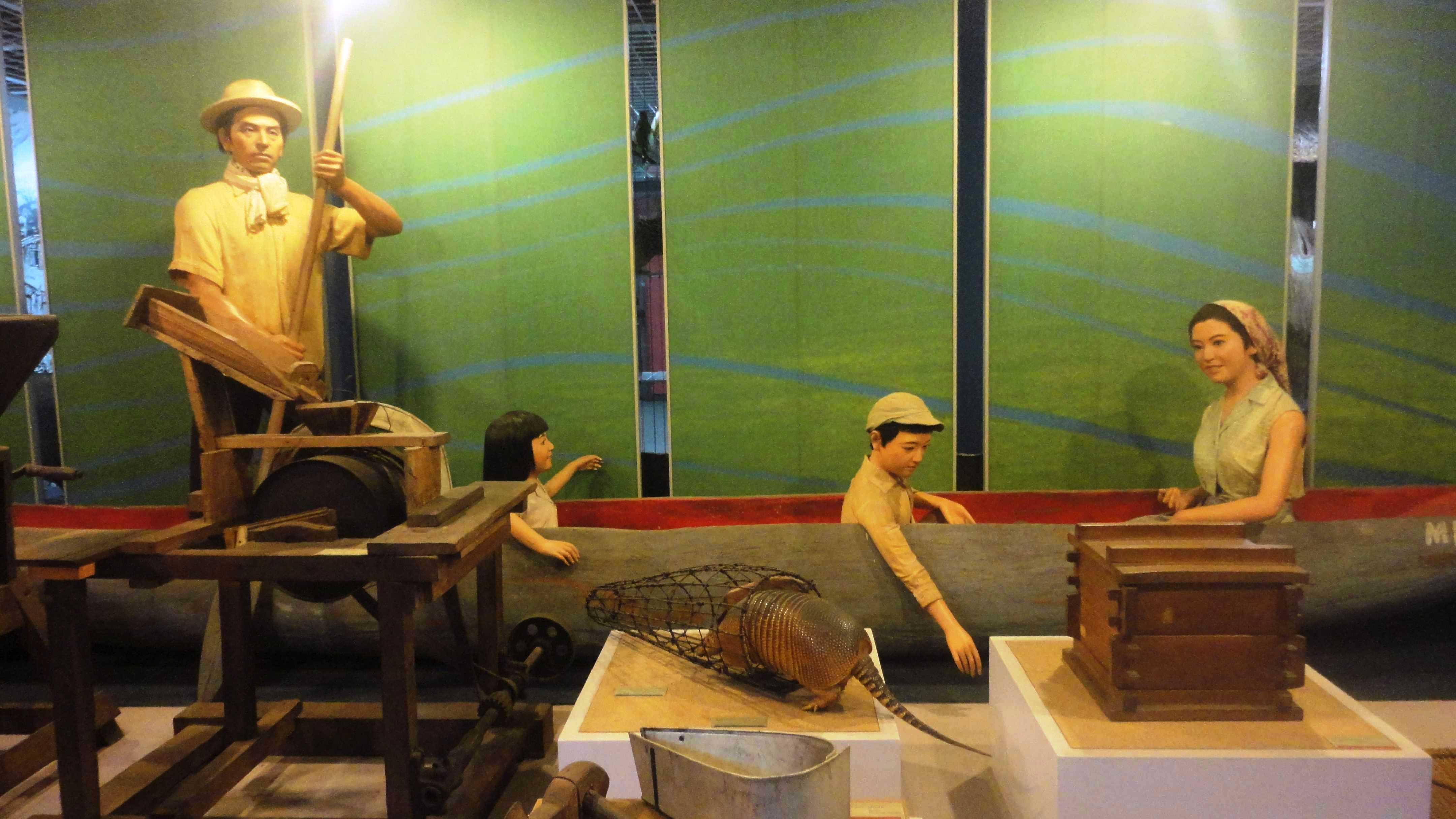 Um passeio pelo Japão numa visita ao Museu Histórico da Imigração Japonesa