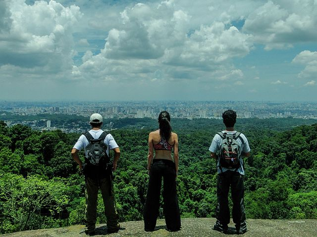 Pedra Grande - Parque da Cantareira Wikimedia - Rafael Rodrigues Camargo 8a54308f1f