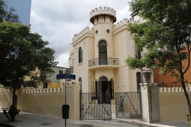 Castelinho da Rua Apa reabre depois de restauro