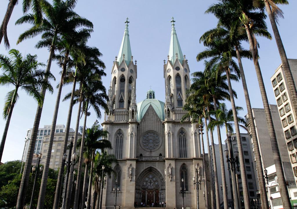 Visite as principais igrejas de São Paulo, que são marcos históricos e arquitetônicos