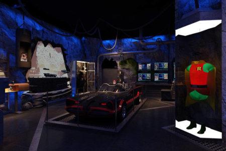 Visite a exposição Batman 80  no Memorial da América Latina