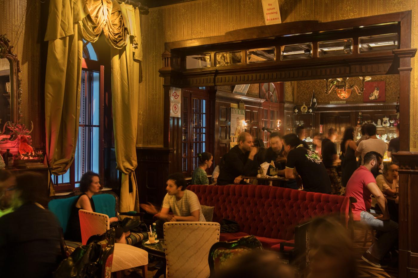 Conheça o Drosophyla, um bar cheio de charme no centro de São Paulo