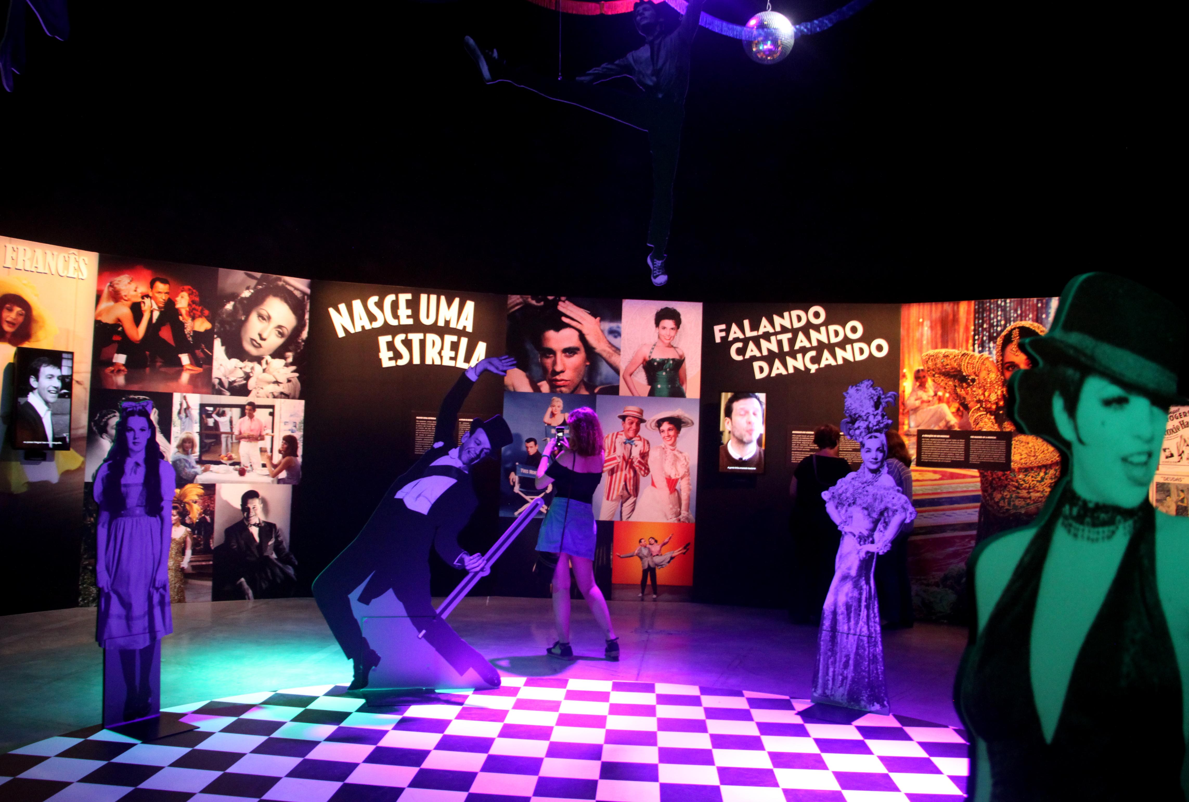 Confira nova exposição do MIS que conta a história dos Musicais no Cinema